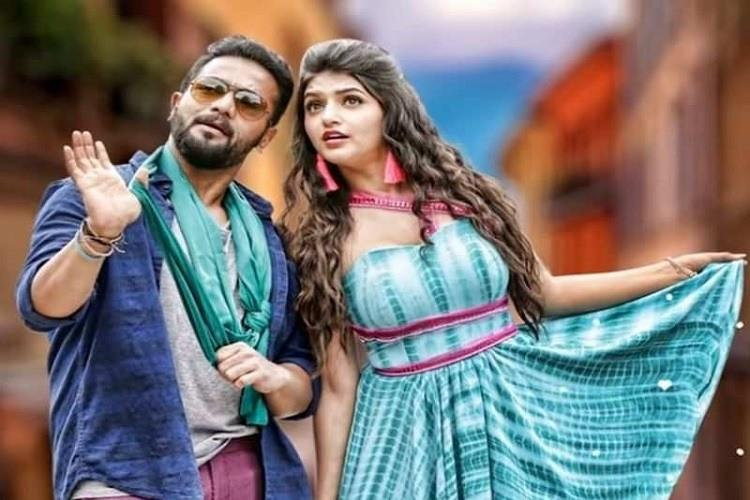 Bharaate review Sri Murali film is all mass with too many subplots