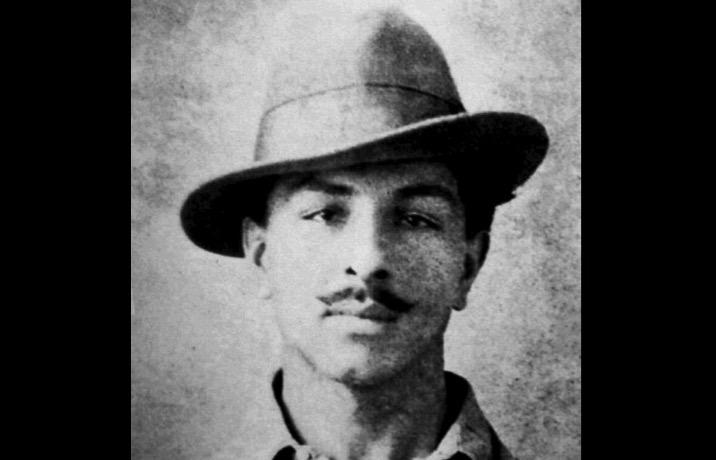 DU book terms Bhagat Singh a revolutionary terrorist kin demand changes
