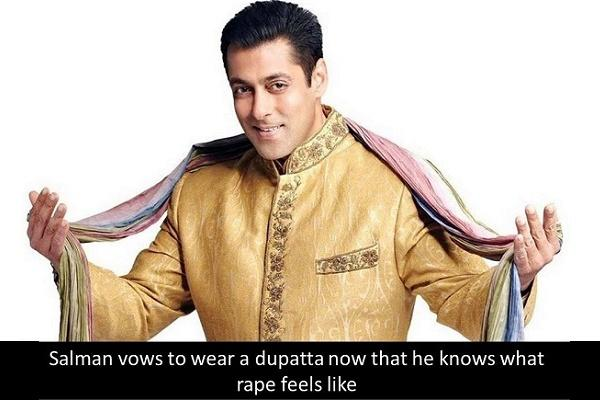 Sallu Bhai is a man of feeling Ten memes that show you just how much he feels