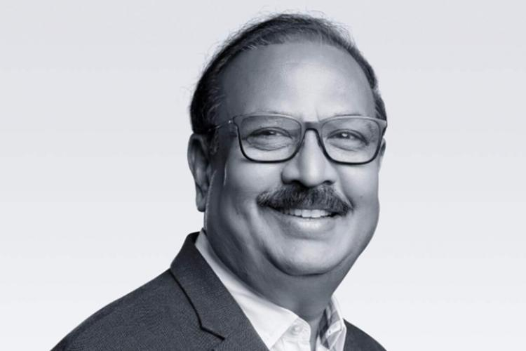 Dr Krishna M Ella MD and Chairman of Bharat Biotech which is making COVAXIN