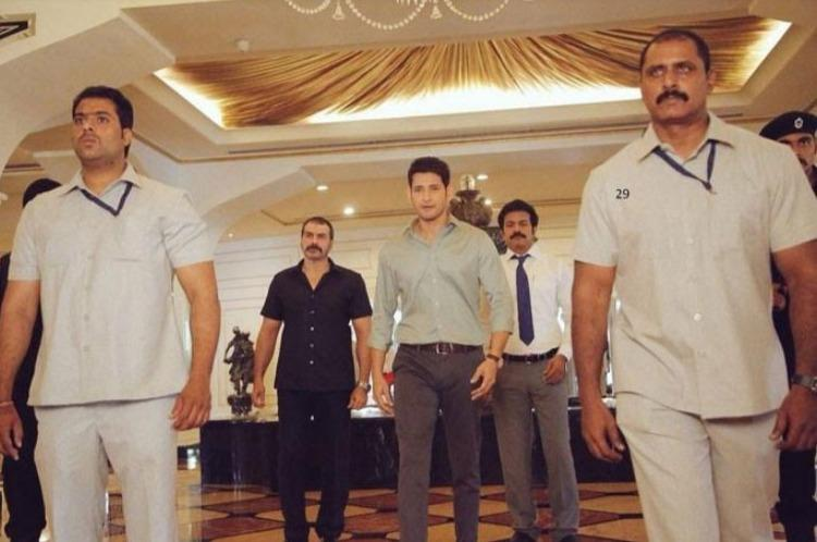 Action sequences to be the highlight of Mahesh Babus Bharat Ane Nenu