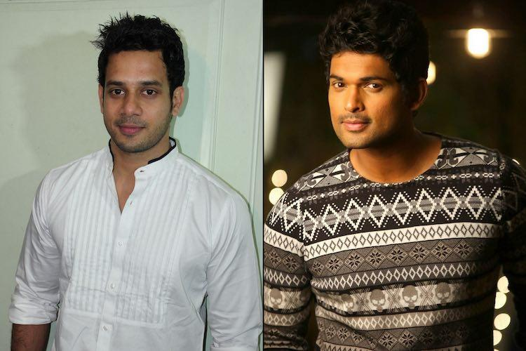 Ajmal and Bharath team up for Malayalam film Kshanam