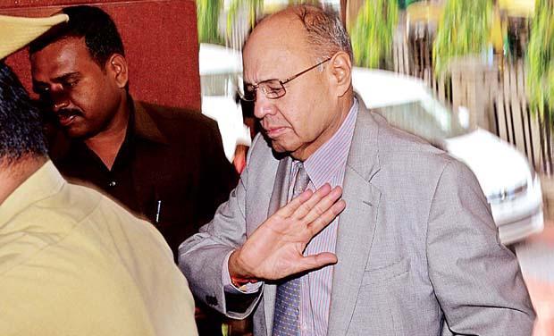 After months of being adamant Karnataka Lokayukta finally steps down