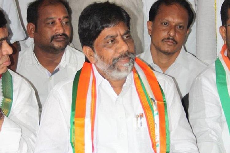 Why just your village give schemes worth Rs 10 lakh to all of Telangana Cong to KCR