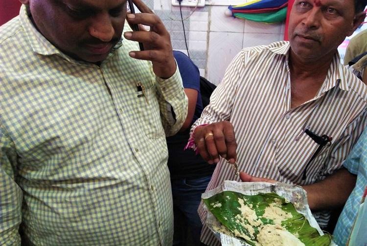 Dead lizard found in food served at Warangal tiffin centre two children taken ill