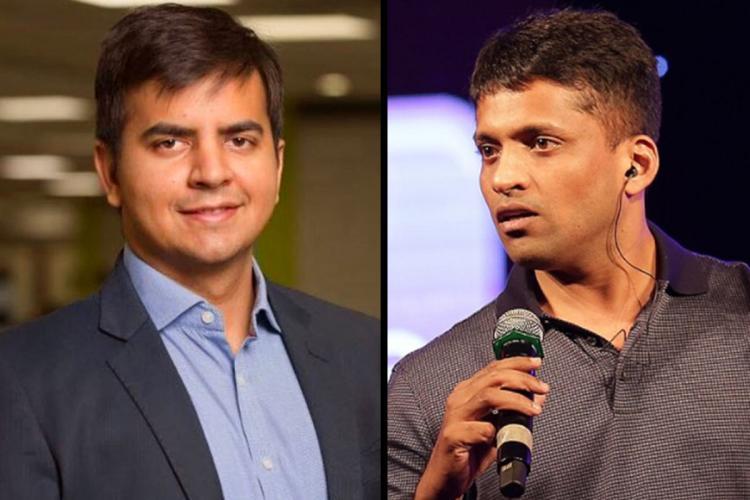 Byju Raveendran Olas Bhavish Aggarwal nominated to National Startup Advisory Council