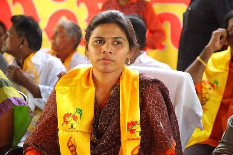 Dissent within TDP in Allagadda Andhra Min Bhuma Akhila lashes out at defectors