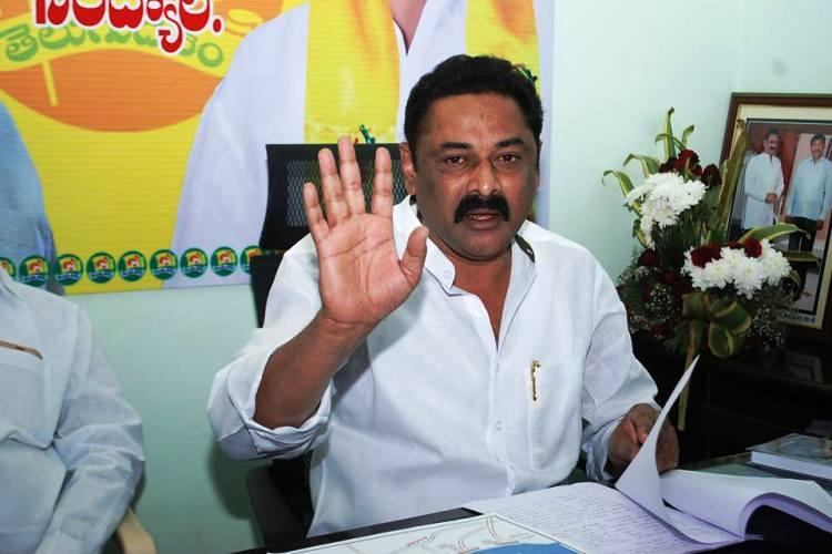 Chandrababu ordered Bhuma Nagi Reddy to be lifted in helicopter to Hyderabad