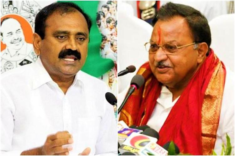 The battle for Tirupati Two former TTD chairmen contest for coveted MLA seat in AP