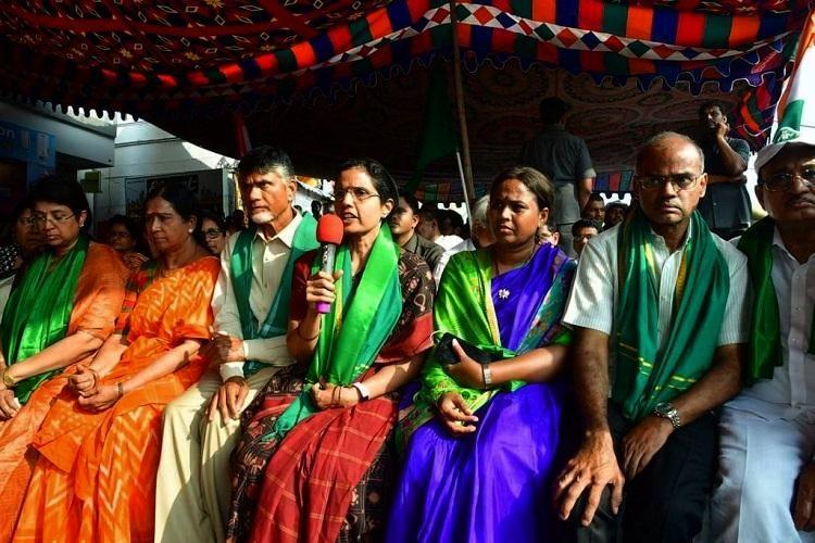 Chandrababu Naidus kin to skip Sankranti celebrations over Amaravati row