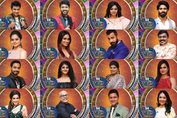 Meet the contestants of 'Bigg Boss Tamil Season 4'   The News Minute