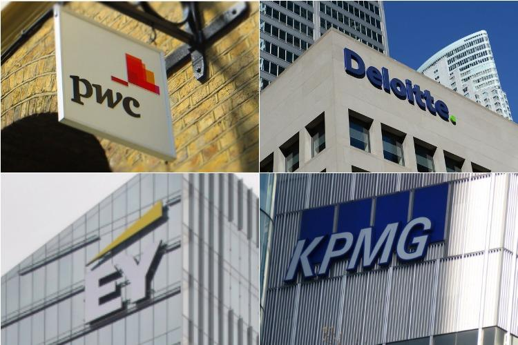 CCI to investigate if the Big Four PwC, EY, Deloitte and KPMG ab
