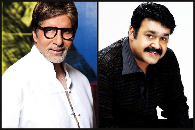 Amitabh Bachchan considers Mohanlal to be finest actor among all