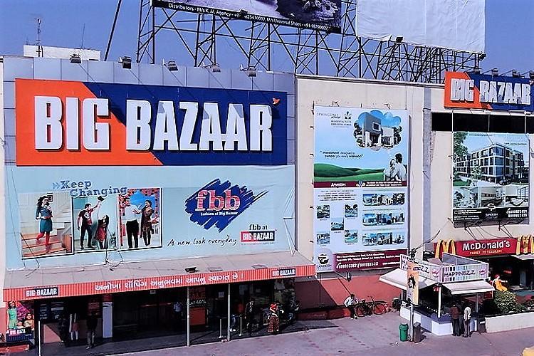 Amazon in talks to pick up stake in Kishore Biyanis Future Retail