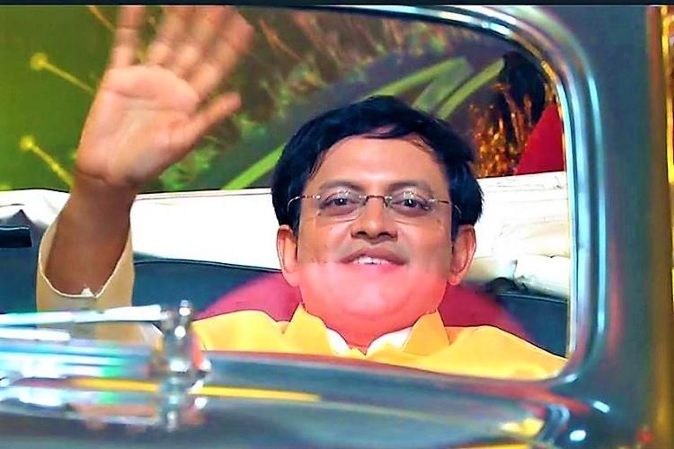 Babu Gogineni enters Bigg Boss Telugu house hopes to popularise rationalism