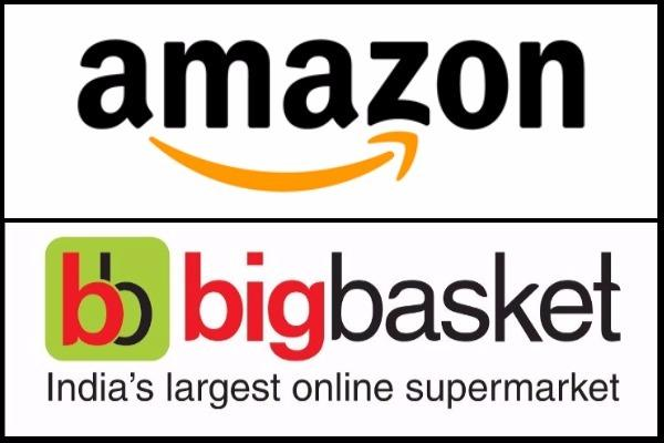 Amazon in preliminary talks to buy Indias largest online grocer BigBasket