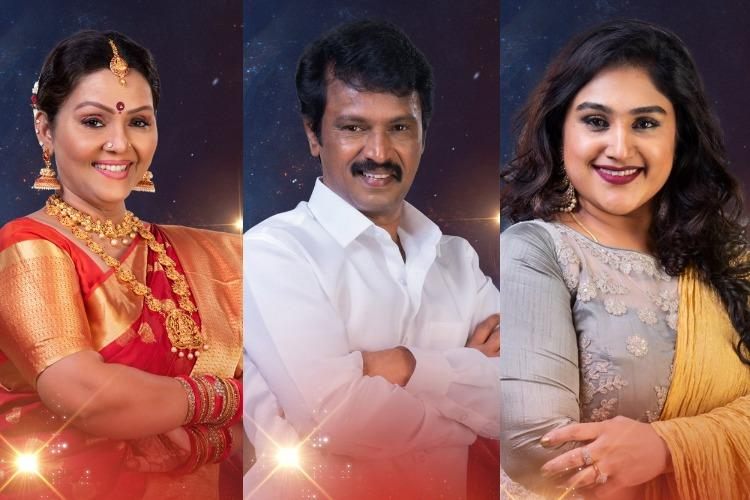 Bigg Boss Tamil Season 3 contestants announced