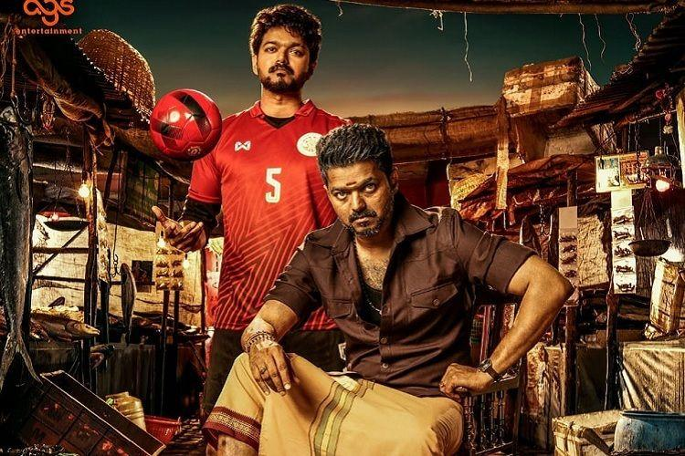 Thalapathy 63 title revealed, Vijay's next is called 'Bigil