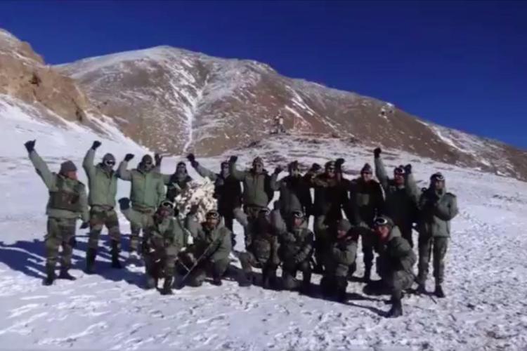 21 years of Kargil War Indian Army tweets video hailing Bihar Regiment
