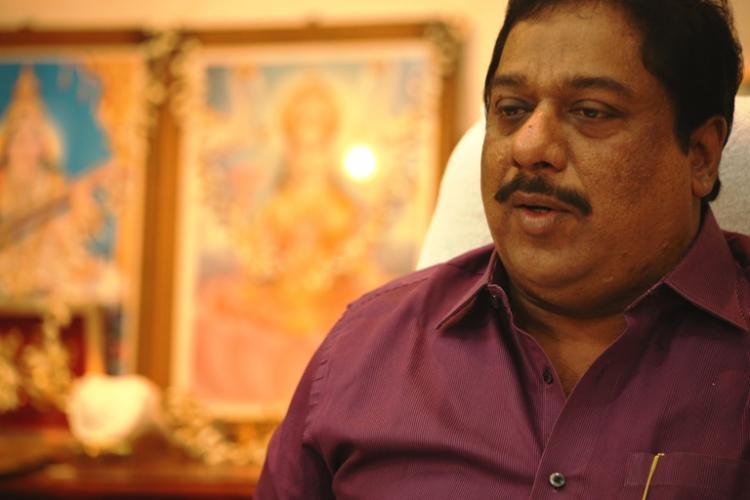KM Mani has resigned why spare excise minister K Babu Biju Rameshs new salvo