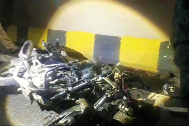 Journalist dies after falling off Panjagutta flyover in Hyderabad