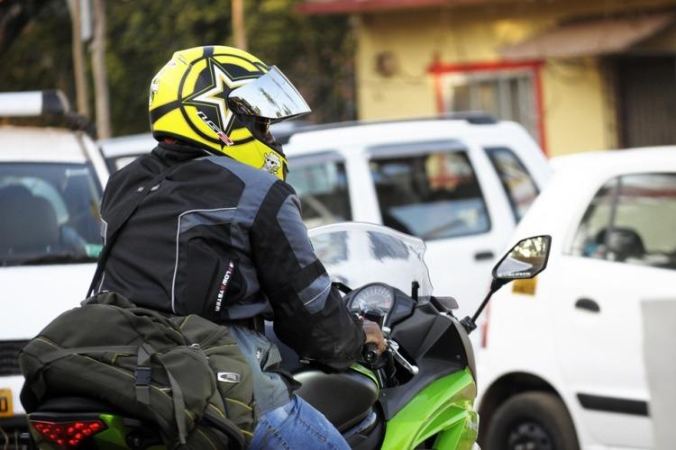 Illegal bike racing on the rise on Visakhapatnams Telugu Talli flyover