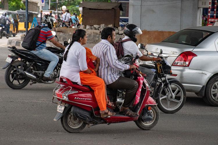 Why TN traffic police must enforce the helmet rule for children