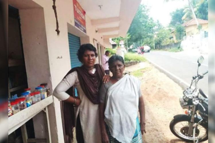 Bindhu Amminis mother in ICU she blames threats from BJP for moms deteriorating health