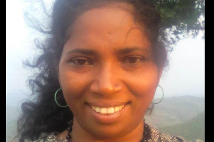 Bindu teacher who tried to enter Sabarimala faces protests outside school