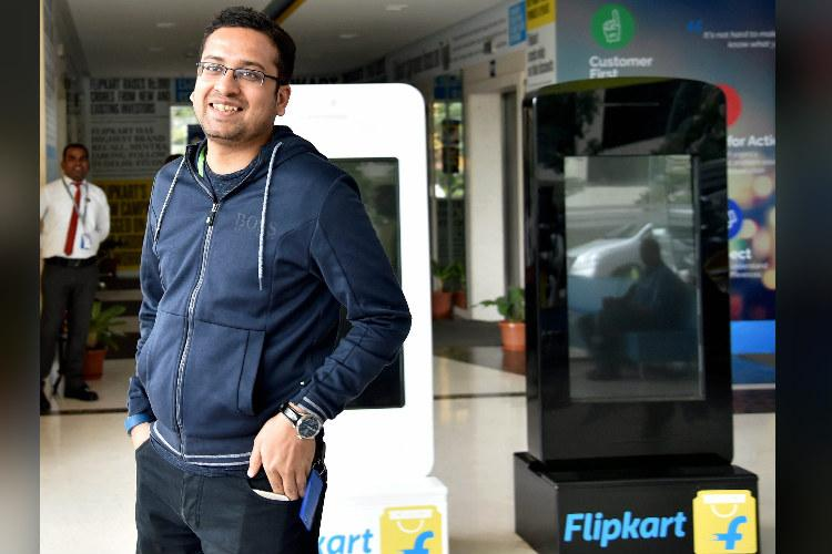 Flipkart co-founder Binny Bansal to set up 400 million VC fund ET report