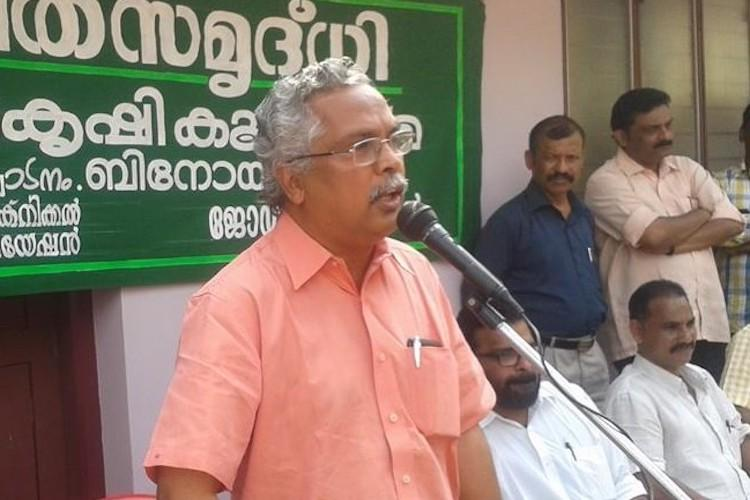 Rift in LDF over Athirapally power project CPI leader Viswam attacks MM Mani Chandy