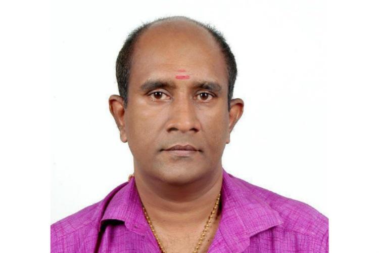 Malayalam TV channel cameraperson Binu passes away
