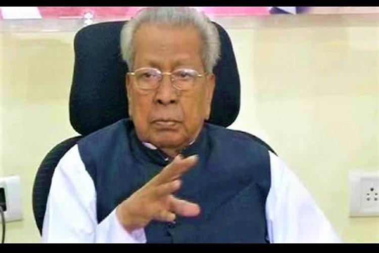 Andhra Governor Biswa Bhusan Harichandan to take charge in Vijayawada on July 24