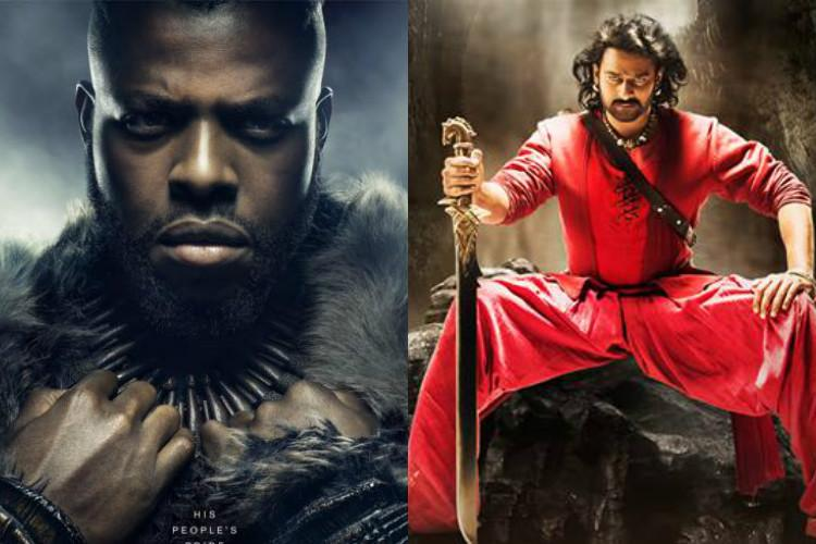 This Black Panther actor is a raving fan of Baahubali and Prabhas
