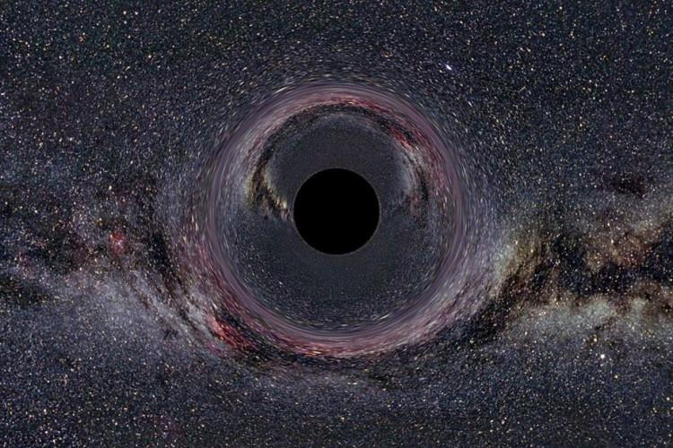Black hole with mass 70 times that of the Sun discovered in the Milky Way galaxy