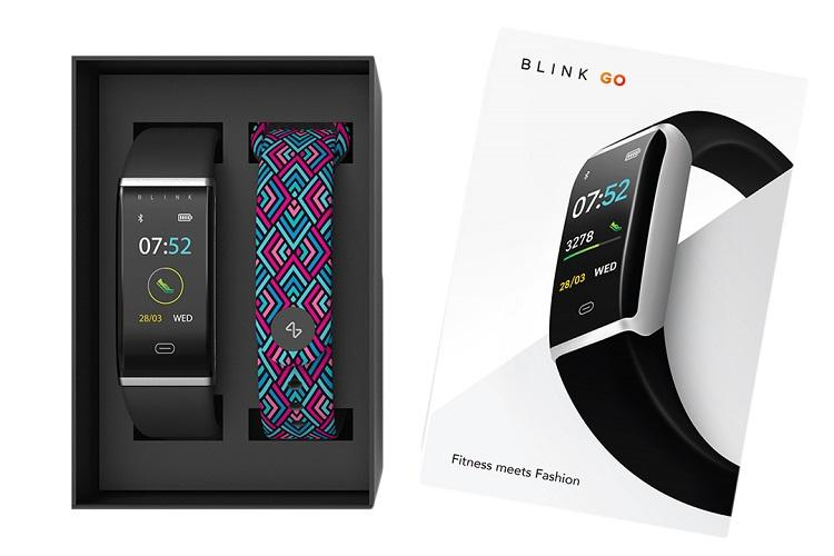 Myntra forays into wearables launches fitness band Blink Go