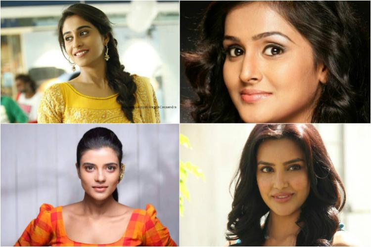Theyre talented and hardworking but why doesnt Kollywood give these heroines the big films