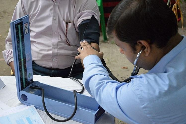 200 mn Indians had high BP in 2015 second only to China Study