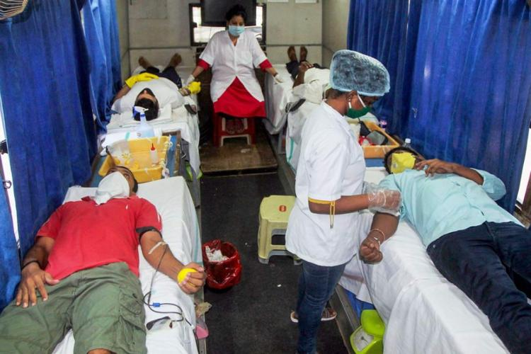blood collection during the current pandemic