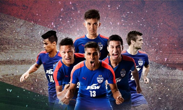 Bengaluru FC creates history becomes first Indian team to play in AFC Cup finals