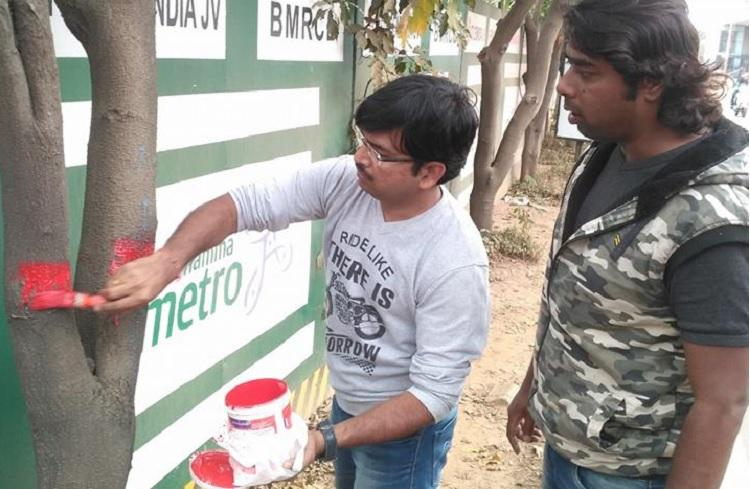 Bengalurueans hope to save 115 trees facing the axe for Namma Metro