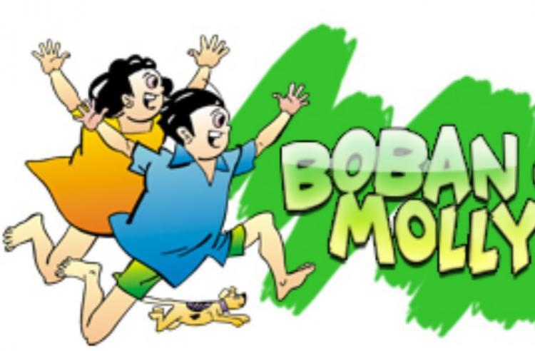How cartoonist Toms gave birth to the iconic Bobanum Mollyum