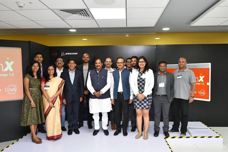 T-Hub Boeing pick three startups for Boeing HorizonX India Innovation Challenge