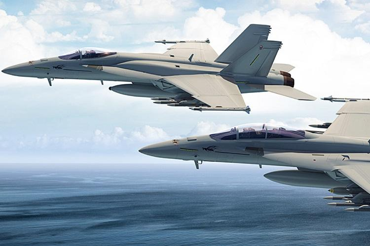 Boeing to manufacture FA-18 Super Hornet fighter aircraft in India with HAL MDS
