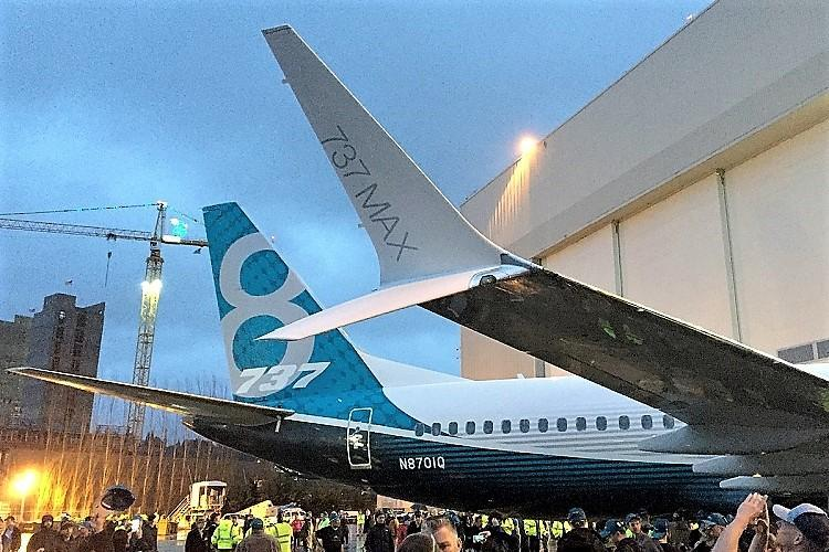 Boeing says 737 Max update is being held up by FAA questions