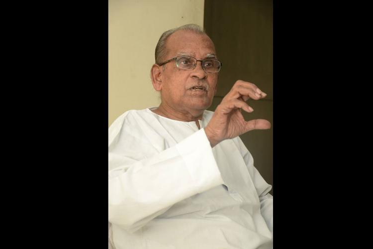 Activist and senior advocate who fought for Dalit rights Bojja Tarakam passes away