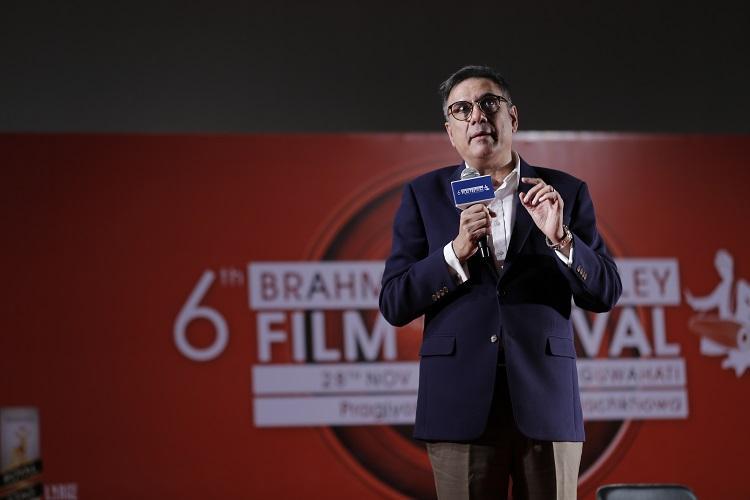At BVFF Boman Irani recalls struggle with speech defect working as waiter at Taj