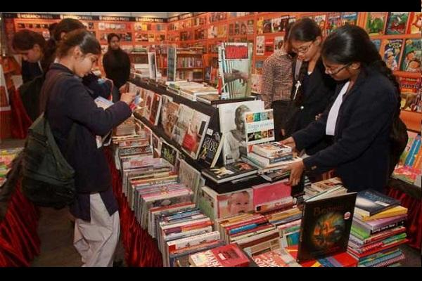 In a first Chennais book fair to have exclusive stalls for all south Indian languages