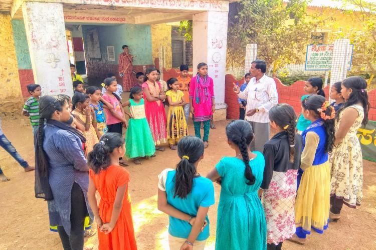 How a Ktaka teacher battled false accusations and hostility to turn his school around
