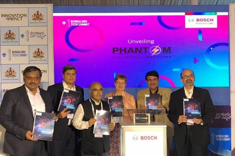 Bosch engineering arm unveils smart platform called Phantom for SMEs